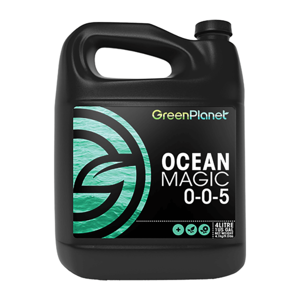 Green Planet Ocean Magic