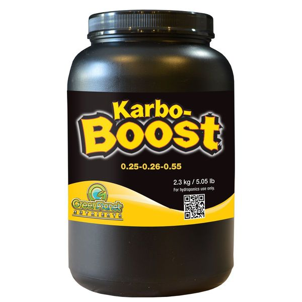 Green Planet Karbo Boost