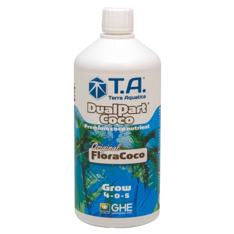 GHE DualPart Coco Grow 1L (FloraCoco)
