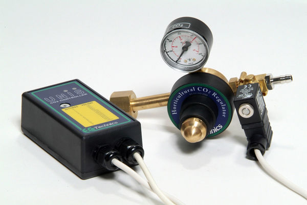 CO2 Controller – complete kit