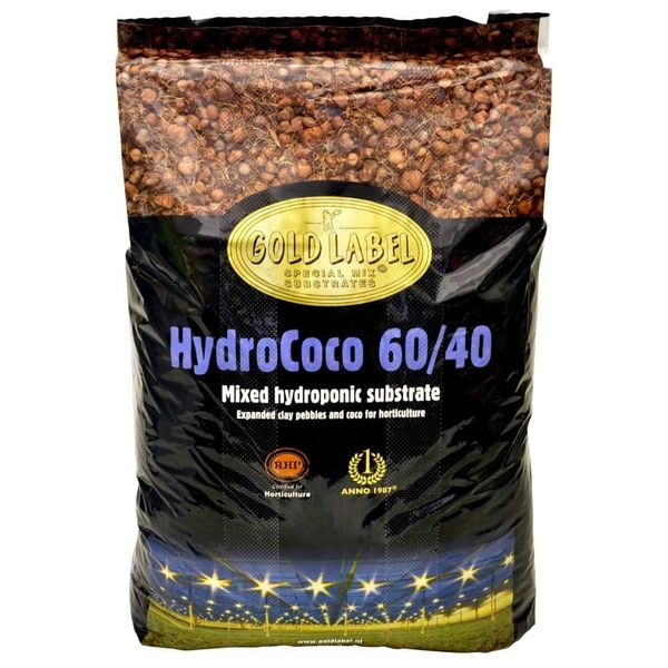 HydroCoco 60/40 mix 45L Gold Label