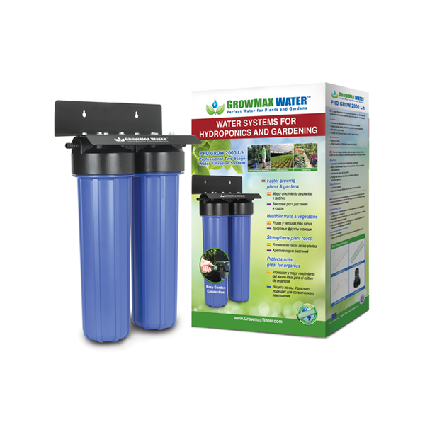 PRO GROW 2000L/H FILTER UNIT